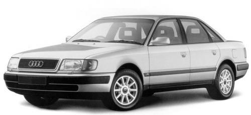 Audi (Ауди) 100
