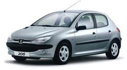 Peugeot (Пежо) 206