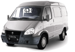 ГАЗ (GAZ) Соболь (2752)