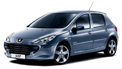 Peugeot (Пежо) 307