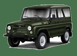 УАЗ (UAZ) 3151