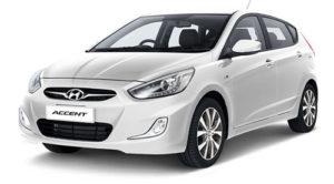 ОСАГО на Hyundai Accent (Акцент)