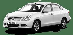 ОСАГО на Nissan almera
