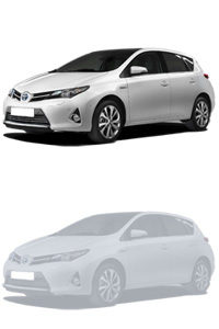 ОСАГО на Toyota auris