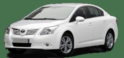 ОСАГО на Toyota avensis