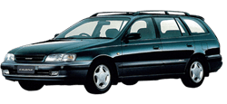ОСАГО на Toyota caldina