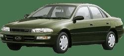 ОСАГО на Toyota carina