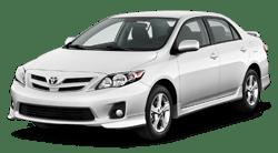 ОСАГО на Toyota corolla