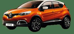 Renault (Рено) Kaptur (Каптур)