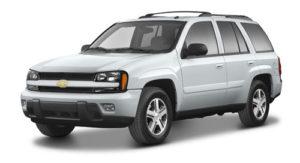 ОСАГО на Chevrolet Trailblazer