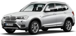ОСАГО на BMW X3