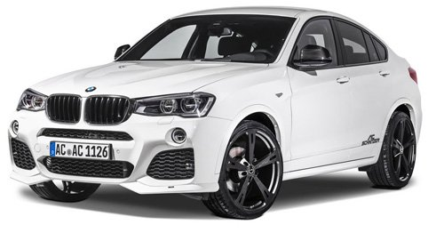 BMW (БМВ) X4