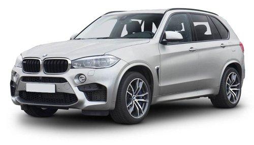 BMW (БМВ) X5M