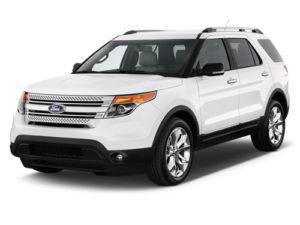 ОСАГО на Ford explorer