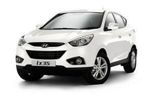 Hyundai (Хендай) ix35