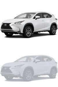 ОСАГО на Lexus nx