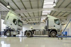 Техосмотр грузовиков