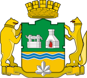 Герб Екатеринбург