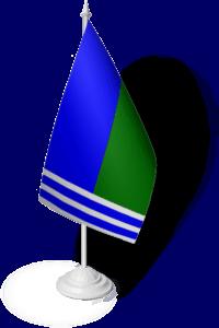 флаг Когалым
