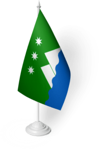 флаг Белогорск
