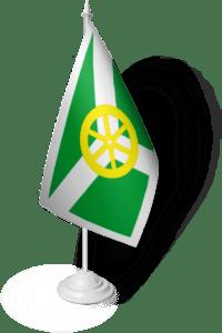 флаг Узловая