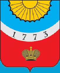 герб Тихвин