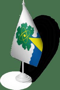 флаг Дубна