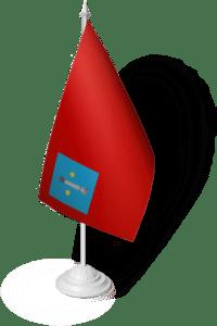 флаг Коломна