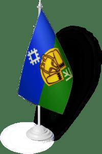 флаг Сыктывкар