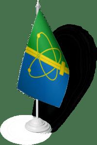 флаг Заречный