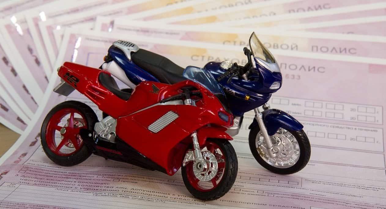 Оформить полис ОСАГО на мотоцикл оказалось сложно