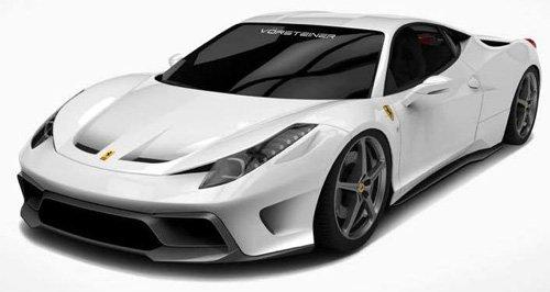 Ferrari (Феррари) 458