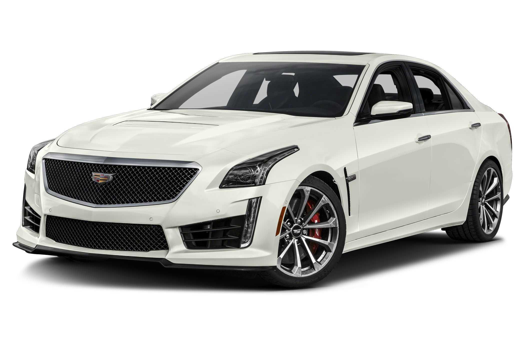 Cadillac (Кадиллак) CTS