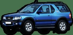 Opel (Опель) Frontera