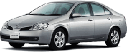 Nissan (Ниссан) Primera (Примера)
