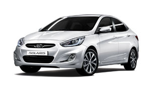 Hyundai (Хендай) Solaris (Солярис)